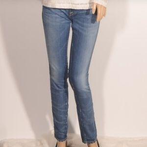 "Lucky Brand ""Lola"" Skinny Jeans size 00 / 24"